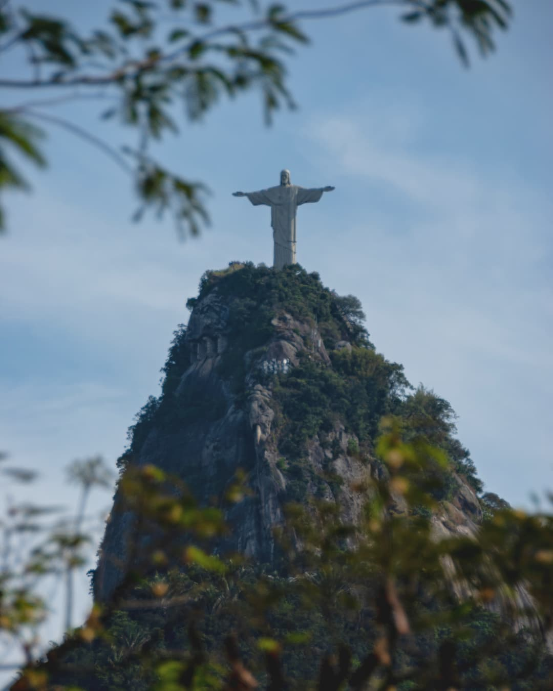 Na imagem, Cristo Redentor