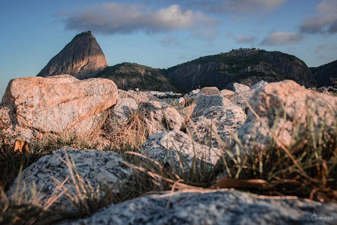 Na imagem, visual da cidade do Rio de janeiro