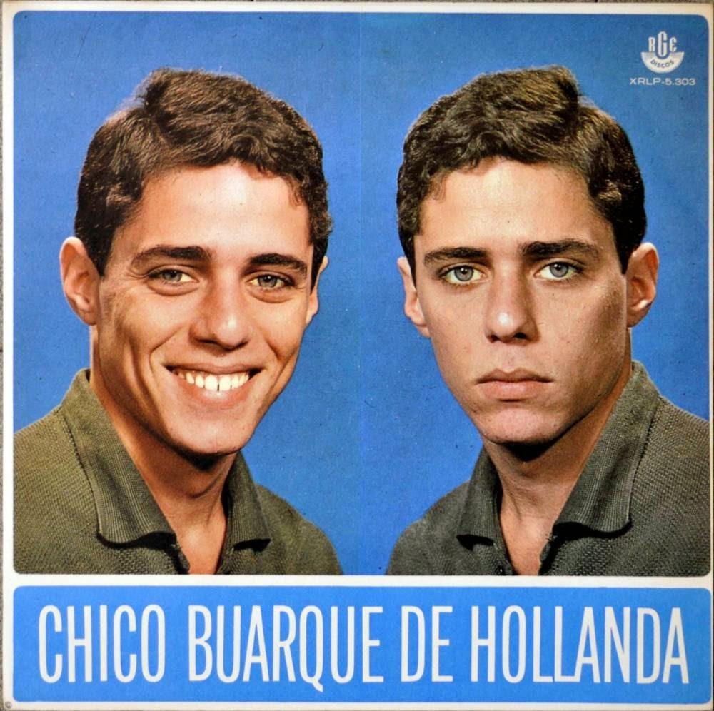 Disco de Chico Buarque