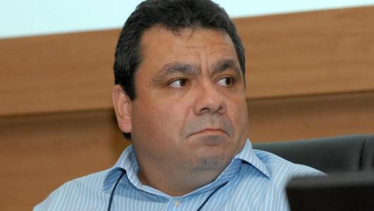 Imagem do Secretário de Estado de Saúde, Alexandre Chieppe