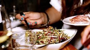 imagem de um prato de comida