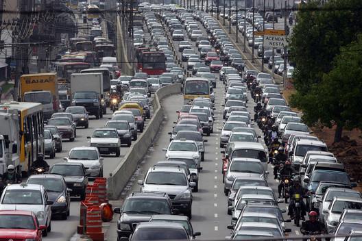 congestionamento Rio