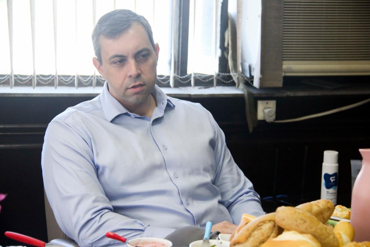 Raphael Montenegro, secretário de administração