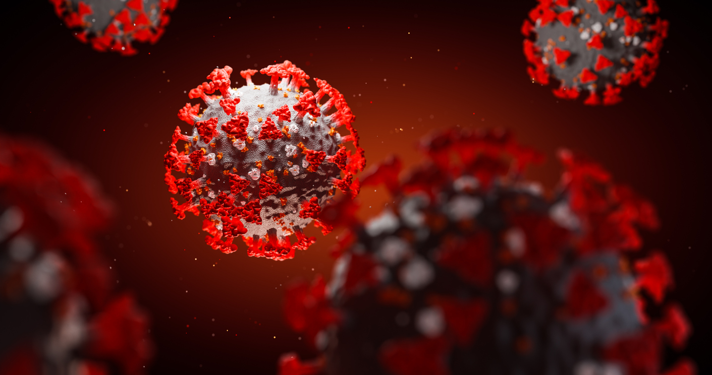 imagens do coronavírus