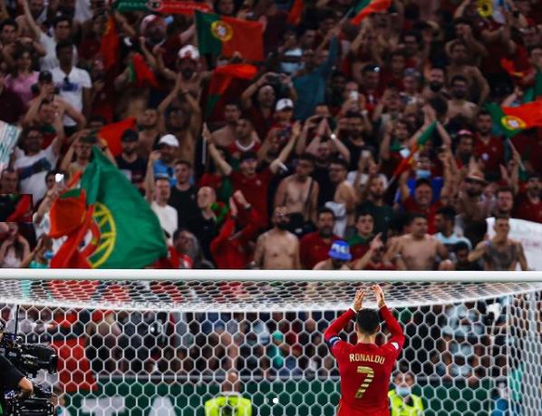 Cristiano Ronaldo agradece apoio do torcedor após eliminação