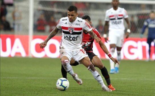 Daniel Alves recusa a se reapresentar e São Paulo comunica que o jogador não atua mais pelo clube