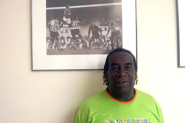 Dario alegria jogador de futebol