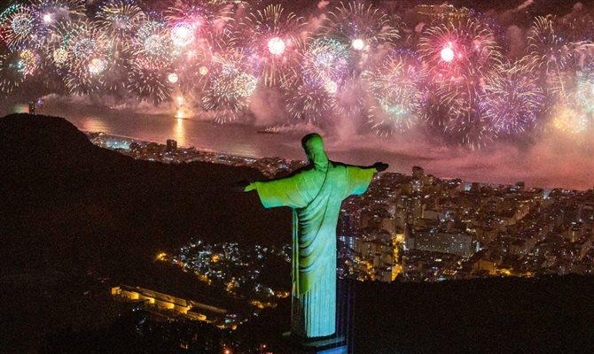 Reveillon Rio