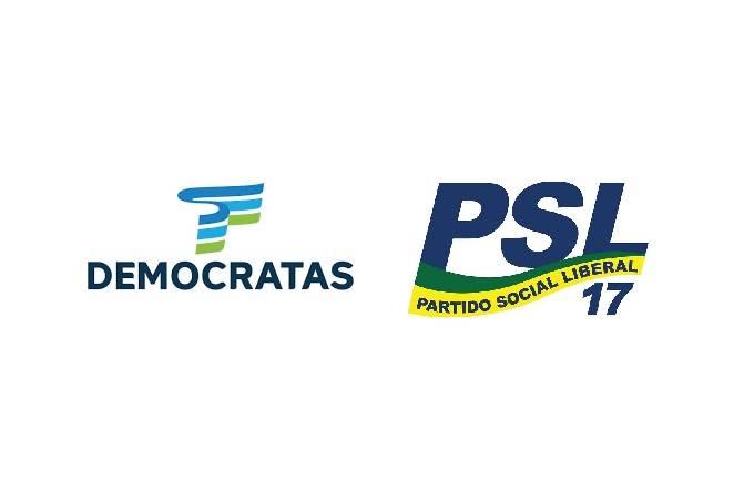 DEM e PSL devem se juntar para formar o partido União Brasil