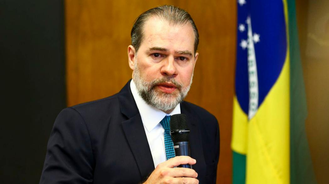 Imagem do Ministro Dias Toffoli