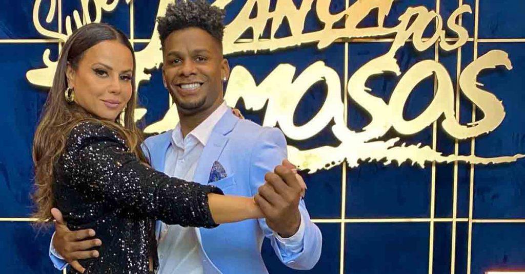 Viviane Araújo Dança dos Famosos