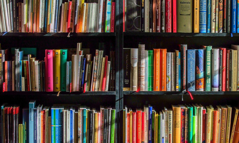 Imagem de livros