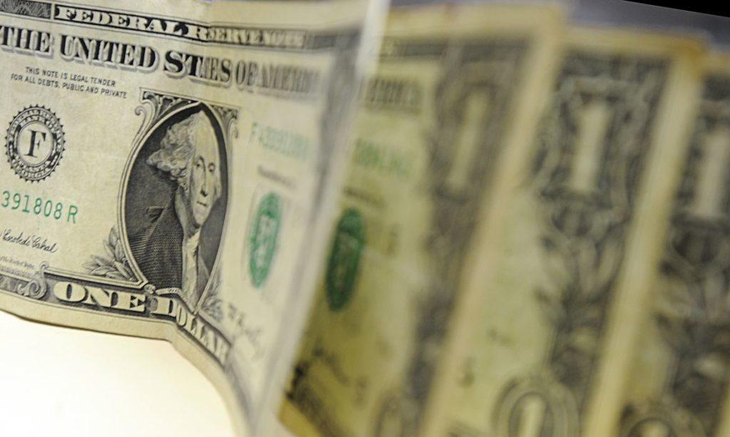 Imagens de Notas de dólares