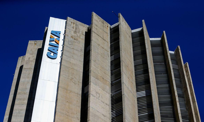 prédio sede da Caixa Econômica federal