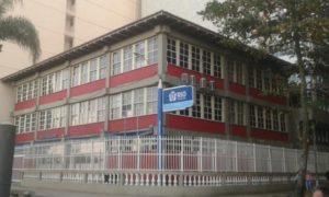 Escola Municipal Doutor Cícero Penna, em Copacabana - Foto: Reprodução