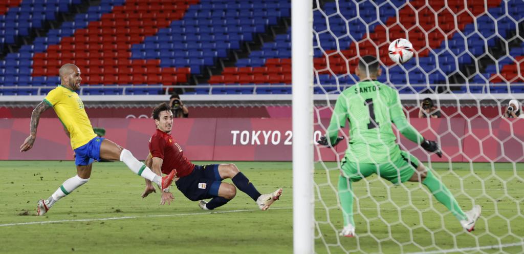 Oyarzabal fez o gol de empate espanhol