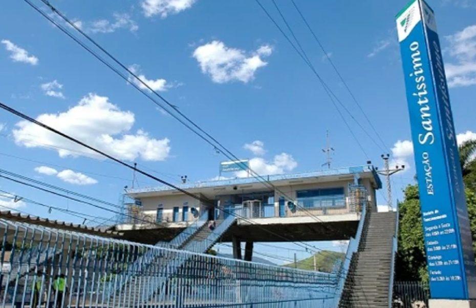 estação santíssimo