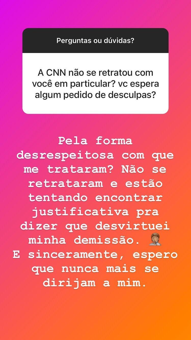 Indignação Evaristo Costa