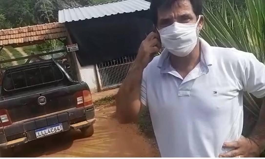 Ex-prefeito de Carmo, Paulo César Ladeira, é preso