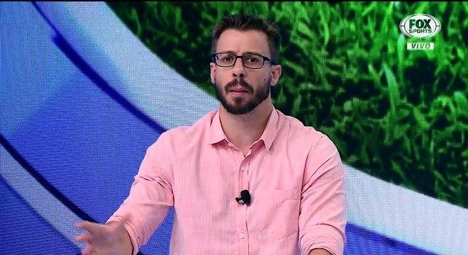 Felippe Facincani comentarista da Fox e Espn