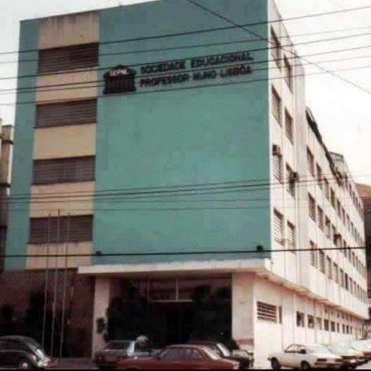 Imagem da Faculdade Nuno Lisboa