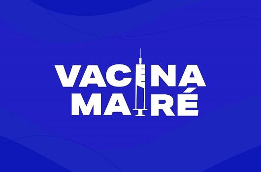 campanha vacina maré