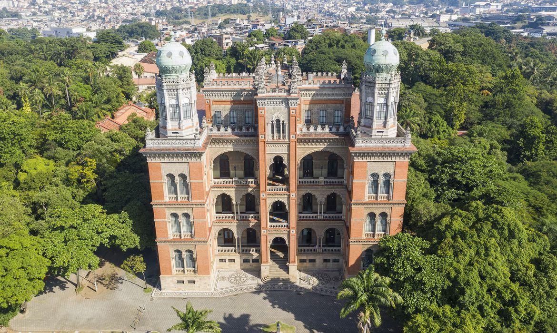 imagem prédio da FioCruz