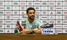 Fred sonha com vaga para a fase de grupos da Libertadores