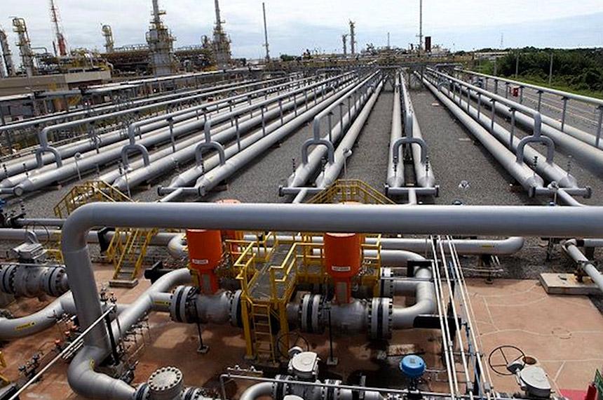 Imagem de Gasodutos Petrobras.