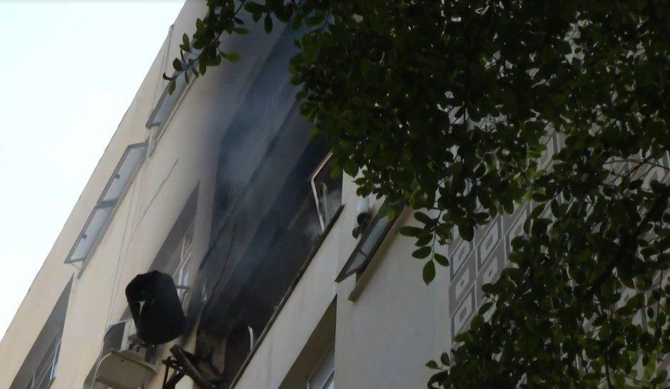 Incêndio em Ipanema