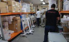 Coronavírus: Prefeitura reforça insumos em hospitais da rede pública