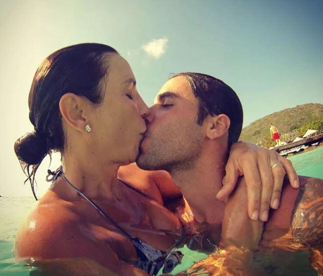 Ivete Sangalo e Marido, Daniel Cady (Reprodução: Instagram)