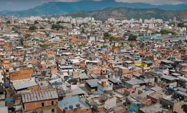 Favela do Jacarezinho, na Zona Norte do Rio