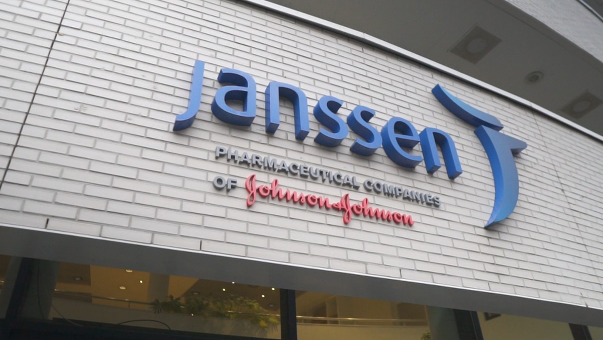 Laboratório farmacêutico da Johnnson & Johnson