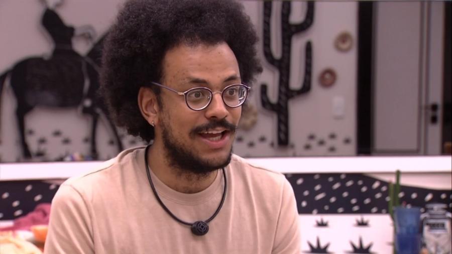 'Estou tranquilo', diz João Luiz sobre o 13° paredão no 'BBB 21'