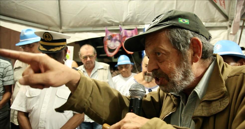 Cineasta e produtor musical Julio Calasso