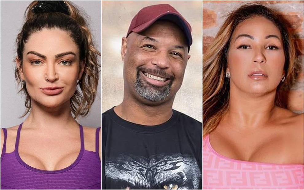 Laura Keller, Dinei e Valesca Popozuda estão no elenco do Ilha Record, novo reality de Sabrina Sato