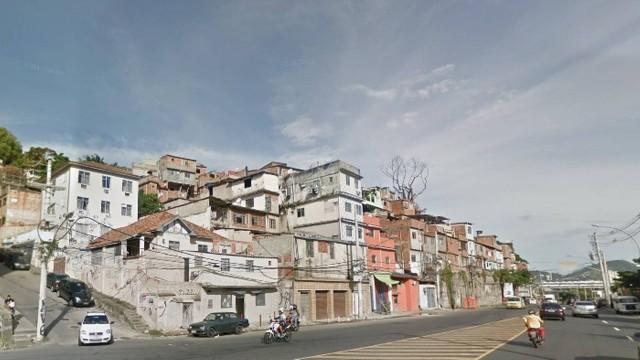 Morro da Mangueira, na Zona Norte do Rio