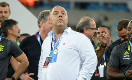 Marcos Braz: 'Em nenhum momento foi discutida a saída do Dome'