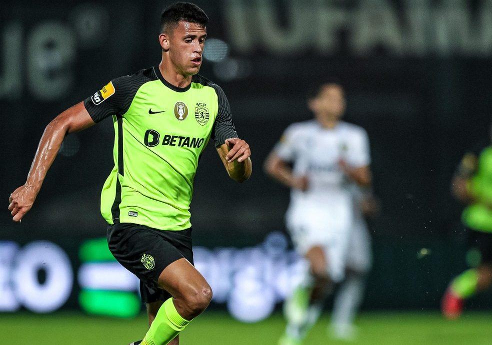 Matheus Nunes foi convocado para defender as cores de Portugal