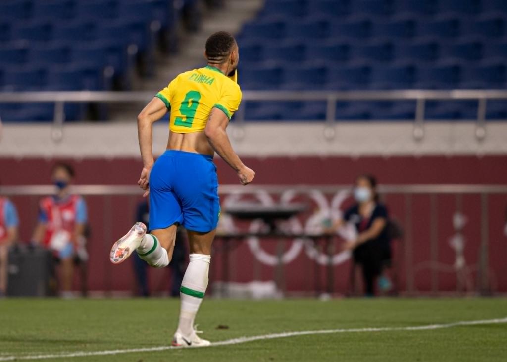 Brasil avança para a semifinal dos Jogos em Tóquio
