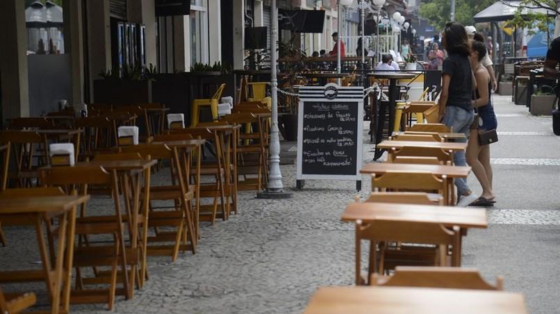 Imagem de um Bar