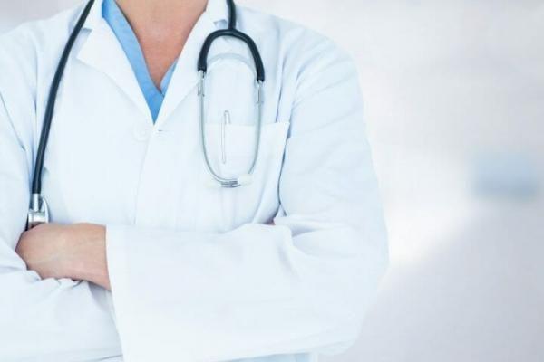 imagem de um médico