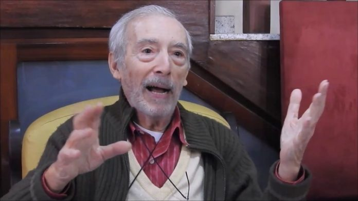 Jornalista Milton Coelho