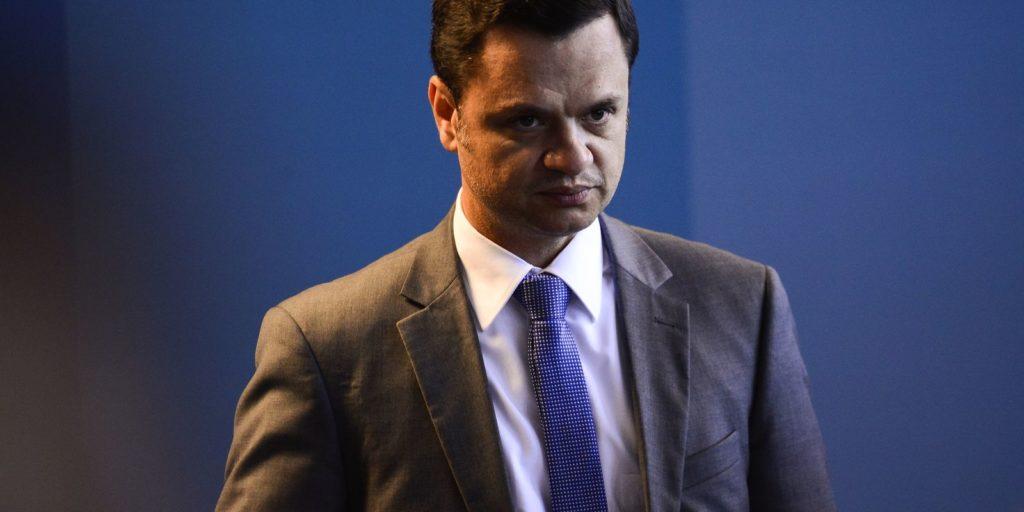 Ministro da Justiça Anderson Torres
