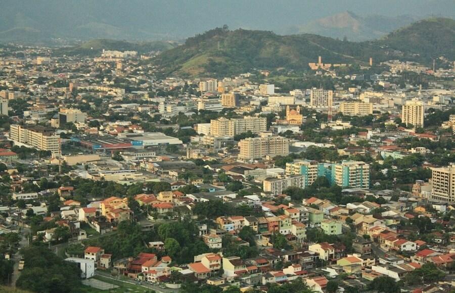 Bairro de Campo Grande, na Zona Oeste do Rio de Janeiro
