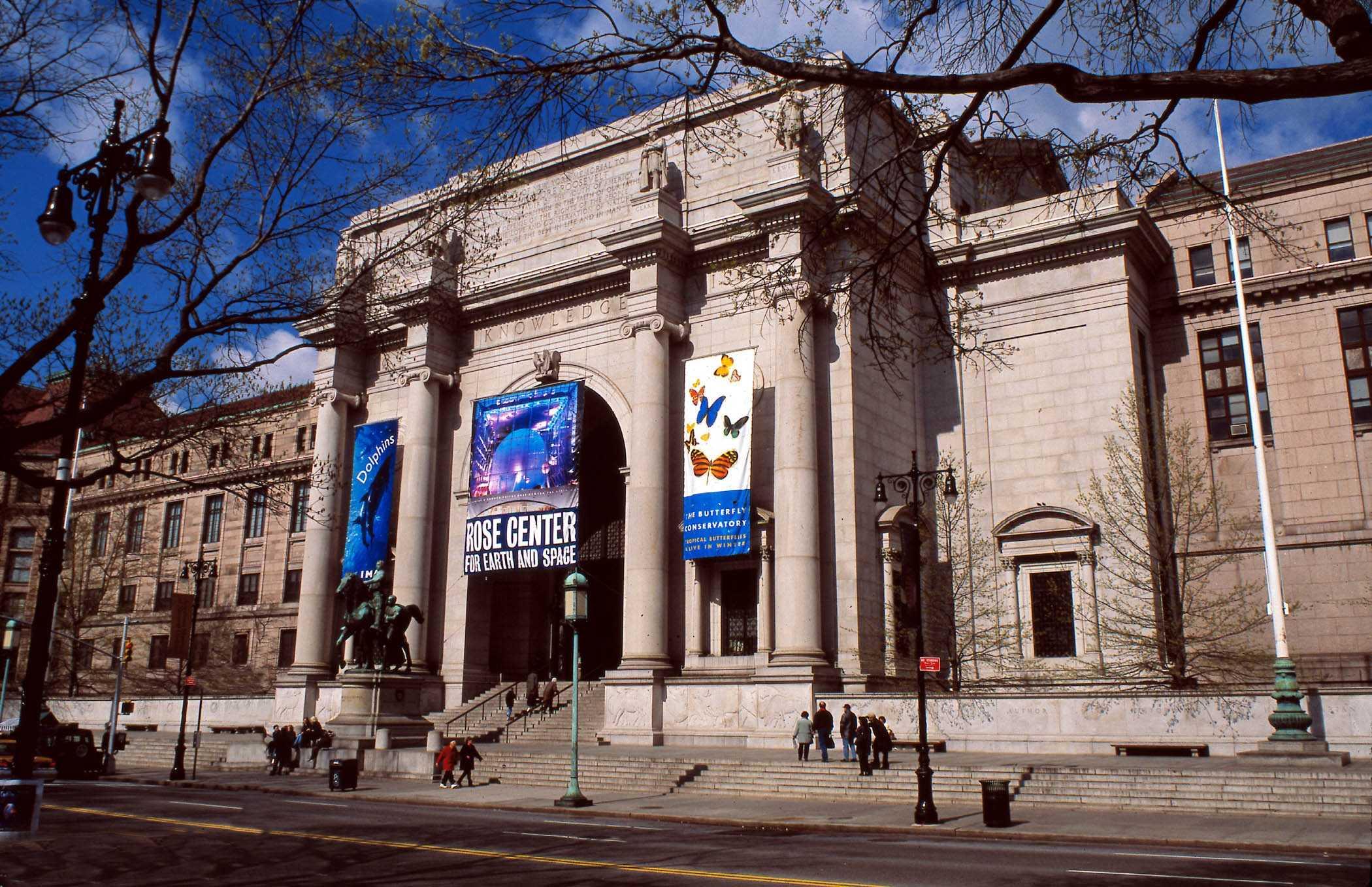 museu de historia natural em ny