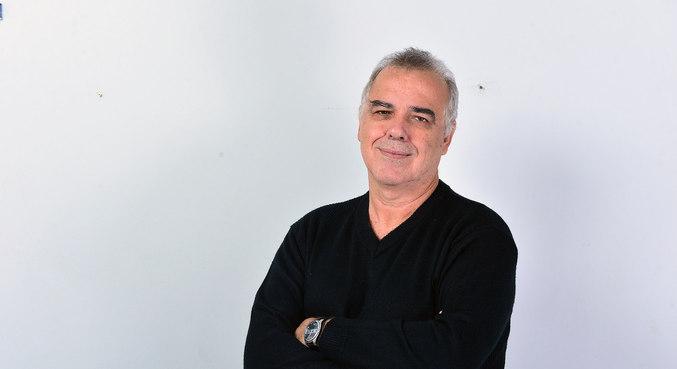 Imagem do diretor de jornalismo da Record TV
