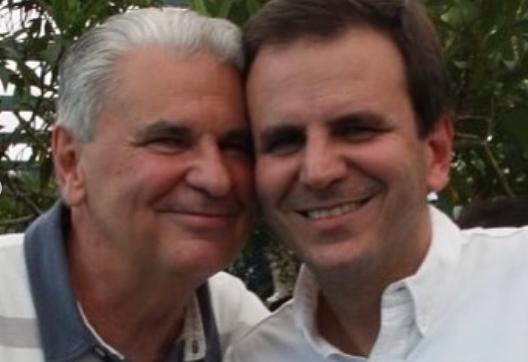 Eduardo Paes e Pai