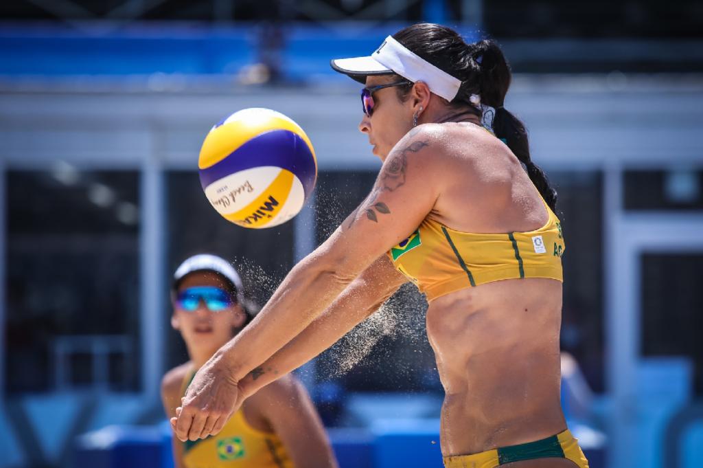 Brasileiras perdem para alemães e estão eliminadas dos Jogos